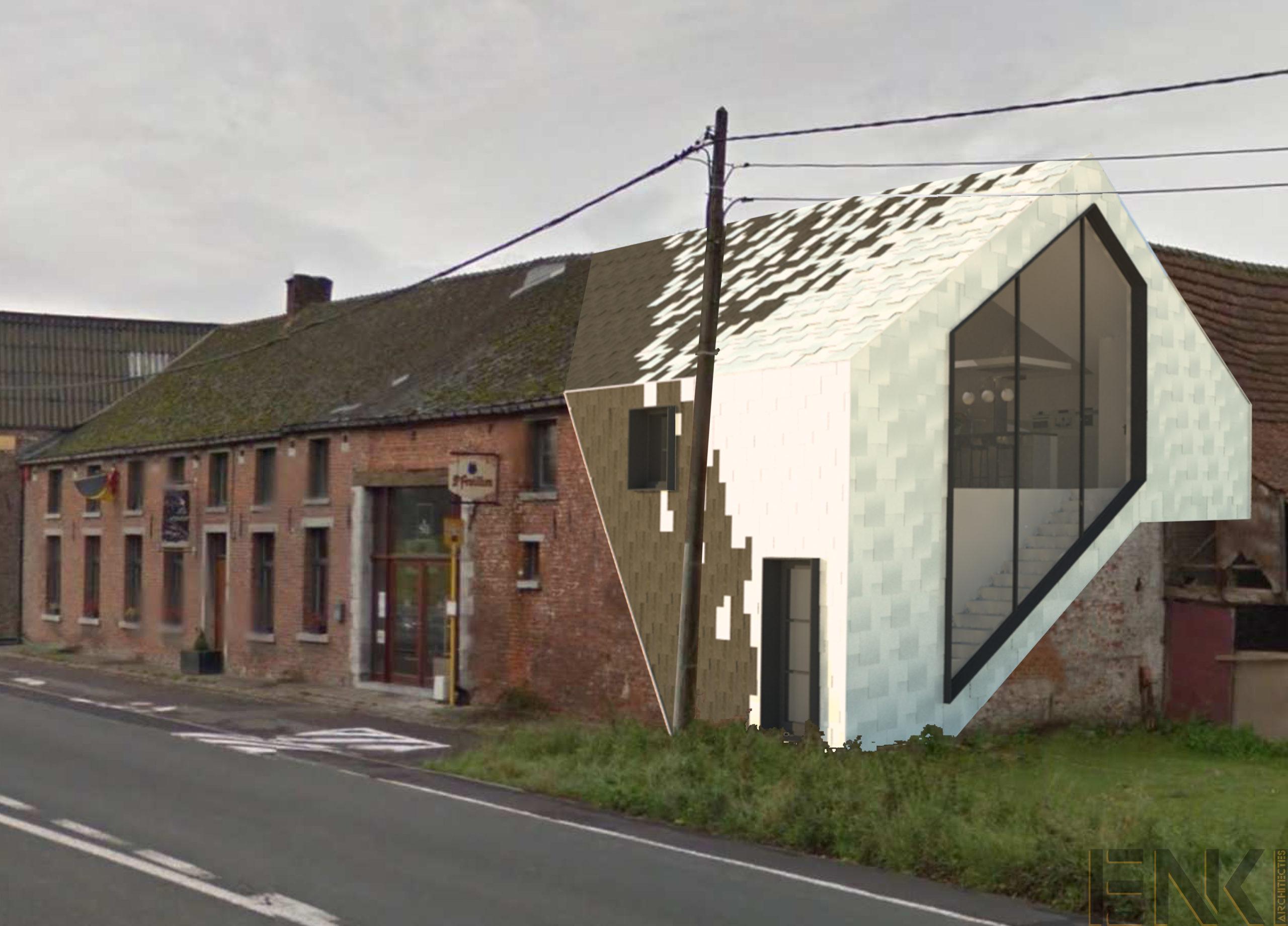 343 Chaussée de Mons - GoogleMaps